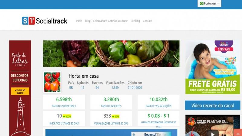 Nós do Socialtrack estamos sempre pensando em como melhorar a experiencia do usuário trazendo novas funcionalidades e ferramentas que tragam praticidade para os criadores de conteúdo.